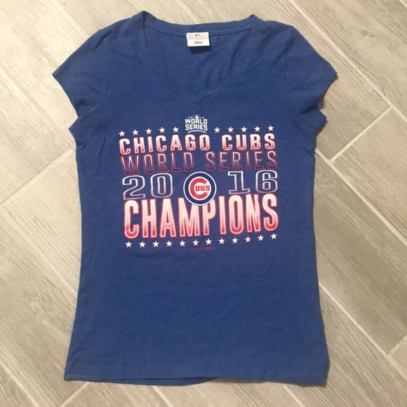 best loved 7486f 38379 Women's Chicago Cubs shirt
